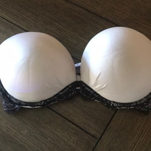 Strapless bra Victoria Secret